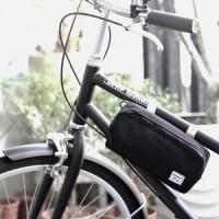 BICYCLE BAG自転車用バッグ BLACK
