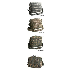 アメリカ軍 防水布使用A4対応MOLLショルダーバック BS076YN レプリカ