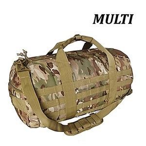 アメリカ軍 2WAYボストンバッグ/鞄 【 42 L 】 モール対応/ウレタン素材入り BH055YN MULTI 【 レプリカ 】