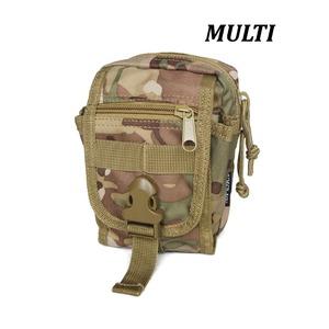 多機能 MOLLEバッグ 対応防水布使用ポーチ BP062YN MULTI