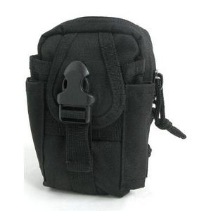 多機能 MO LLEバッグ 対応防水布使用ポーチ BP061YN ブラック