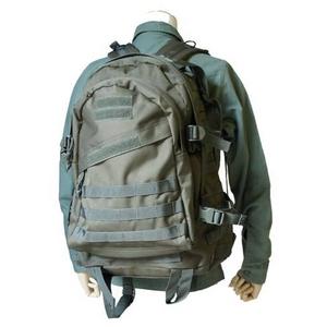 防水布使用アメリカ軍A-3モール対応リュックレプリカ オリーブ