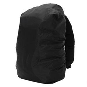 エツミ リュックサックカバーS(ブラック) E-6370