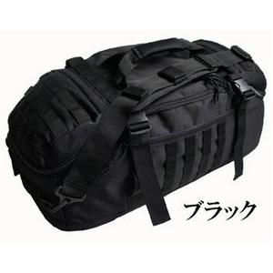 米軍防水布使用4WAYシーサックレプリカ ブラック