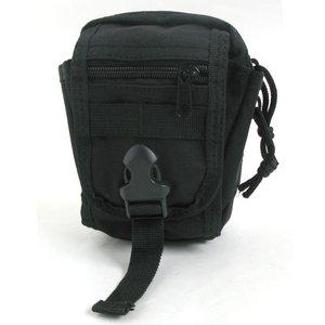 多機能 MO LLEバッグ 対応防水布使用ポーチ BP062YN ブラック