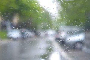 雨が降ってきたら